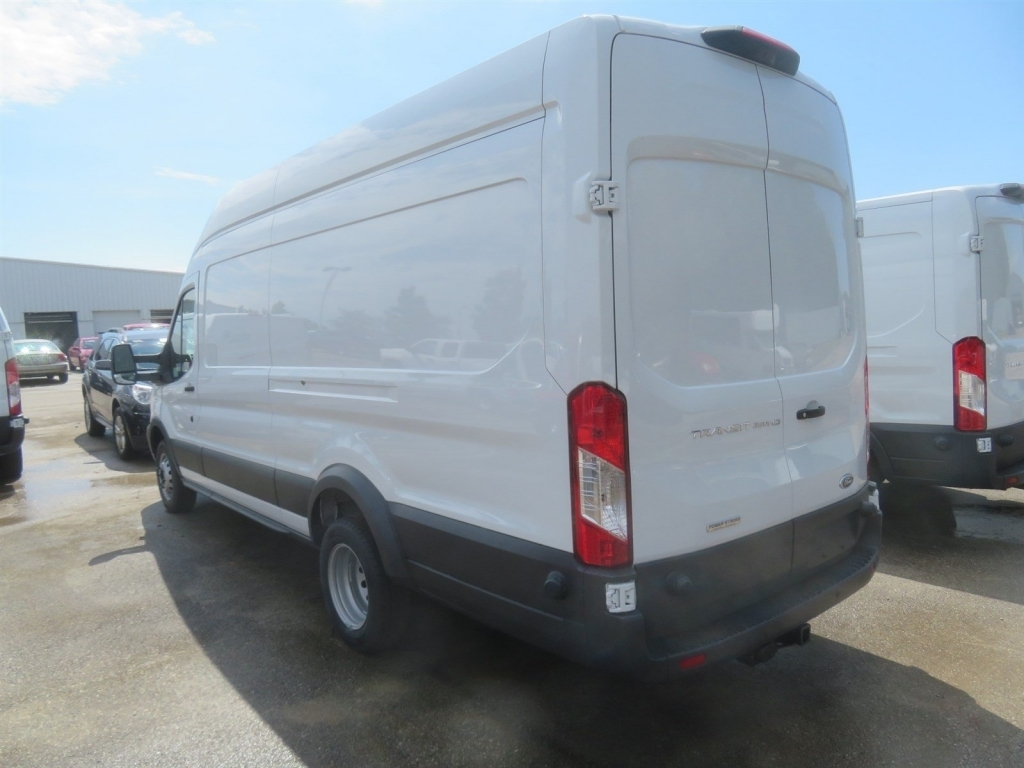 2018 Transit 350 HD High Roof DRW 4x2,  Empty Cargo Van #F8289 - photo 5