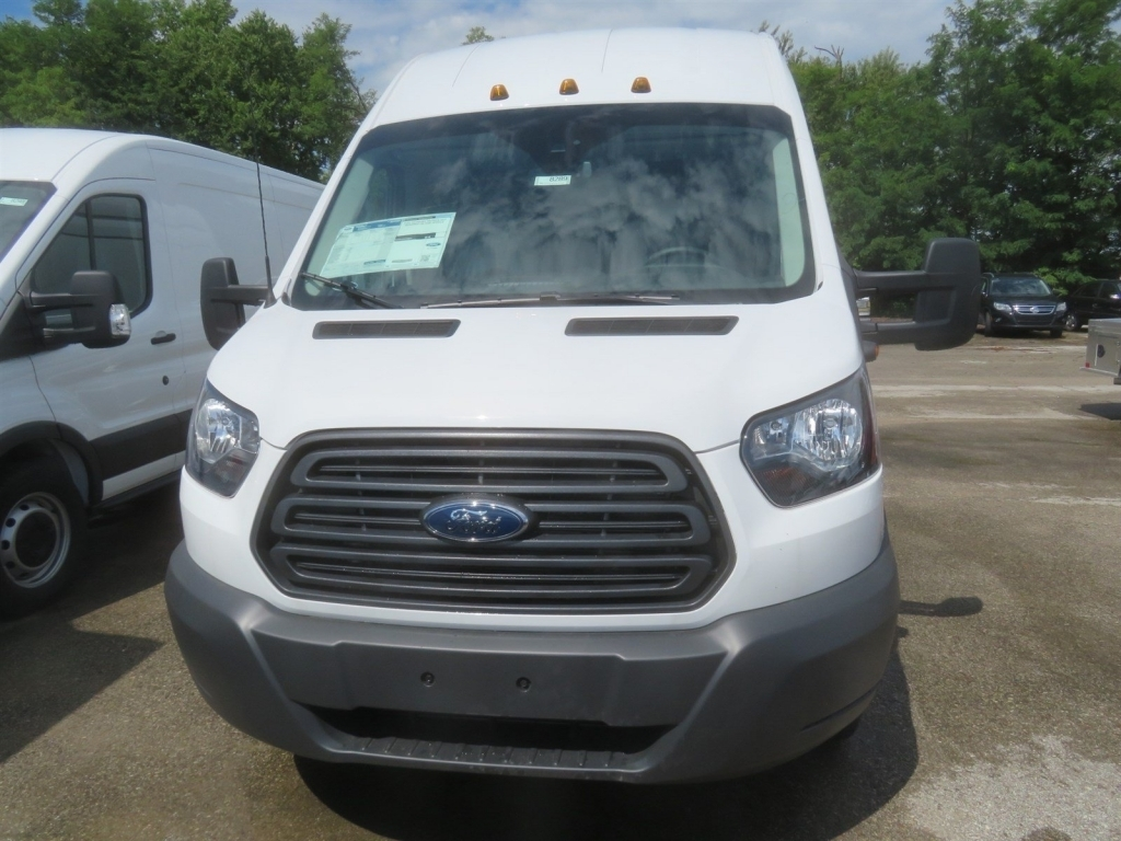 2018 Transit 350 HD High Roof DRW 4x2,  Empty Cargo Van #F8289 - photo 6
