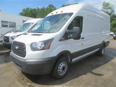 2018 Transit 350 HD High Roof DRW 4x2,  Empty Cargo Van #F8289 - photo 1