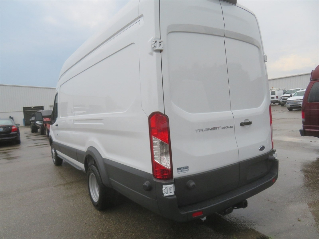 2018 Transit 350 HD High Roof DRW 4x2,  Empty Cargo Van #F8294 - photo 6