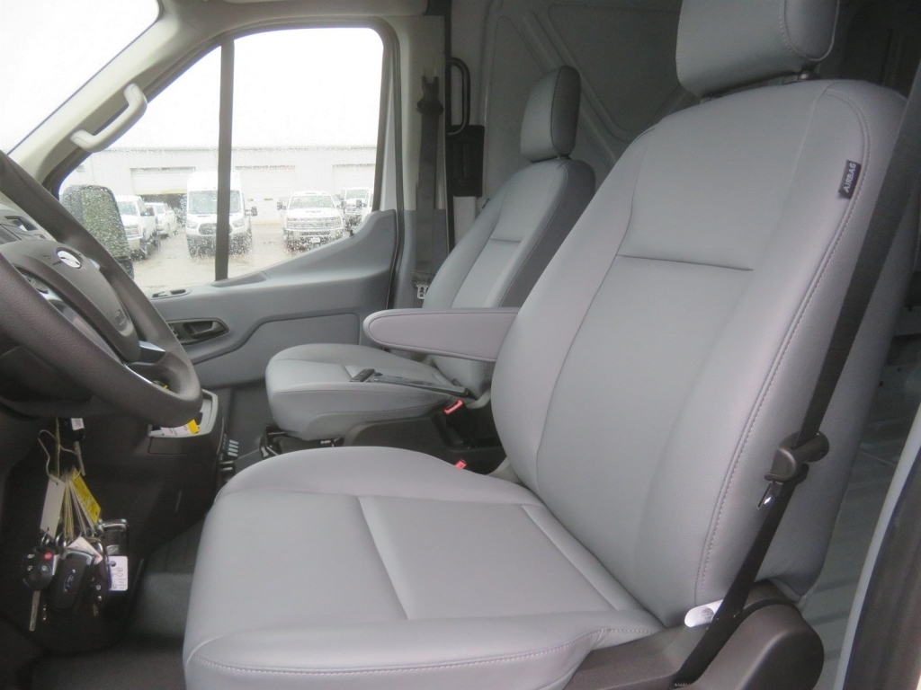 2018 Transit 350 HD High Roof DRW 4x2,  Empty Cargo Van #F8294 - photo 9
