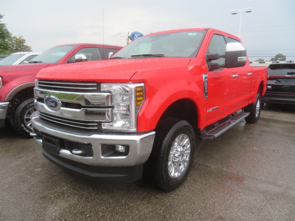 2018 F-350 Crew Cab 4x4,  Pickup #F8297 - photo 5