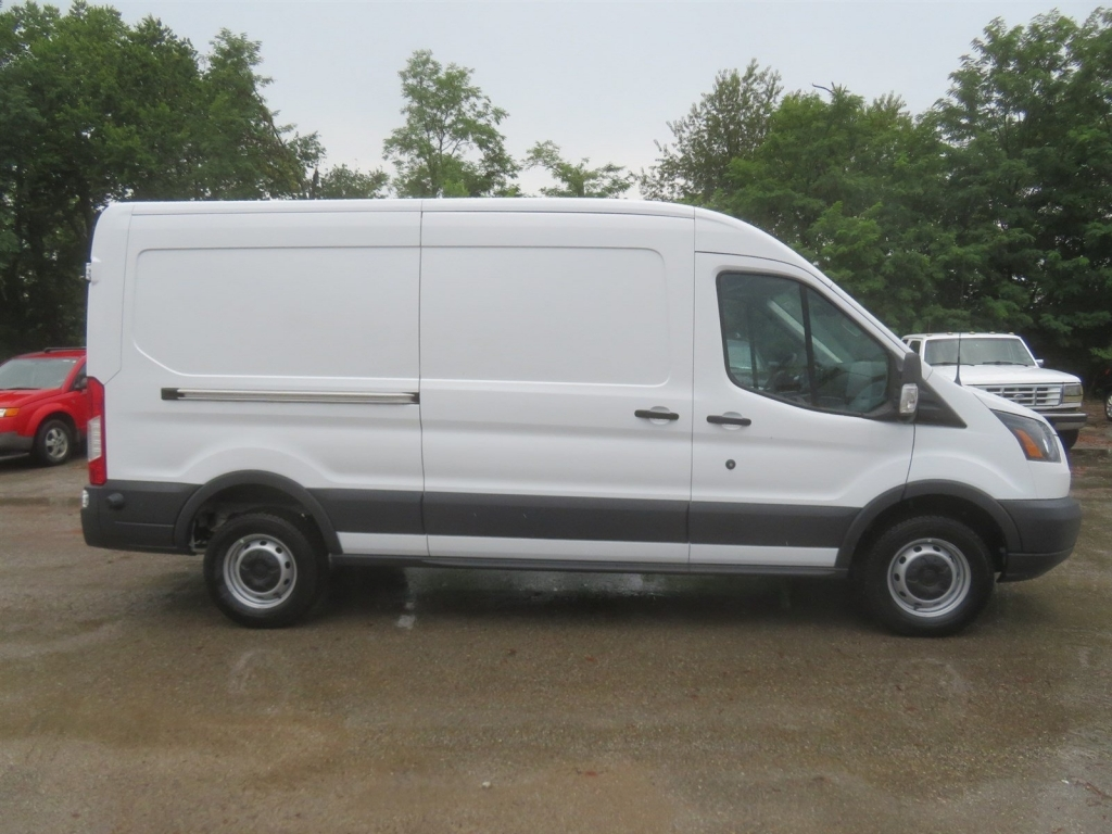 2018 Transit 250 Med Roof 4x2,  Empty Cargo Van #F8299 - photo 3