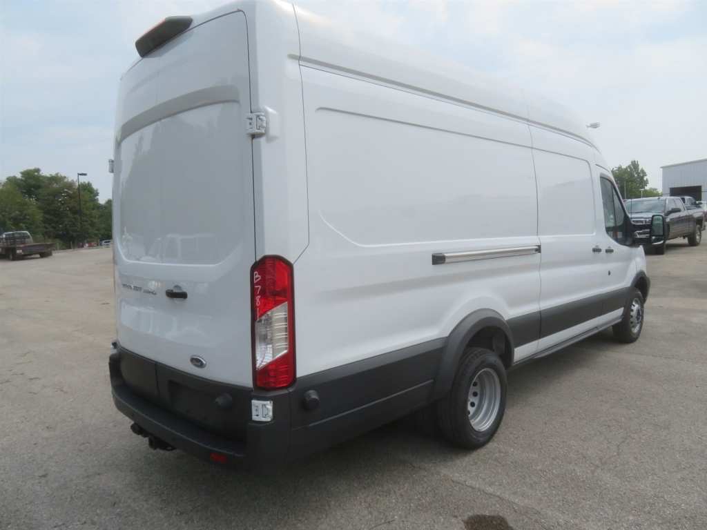 2018 Transit 350 HD High Roof DRW 4x2,  Empty Cargo Van #F8304 - photo 5