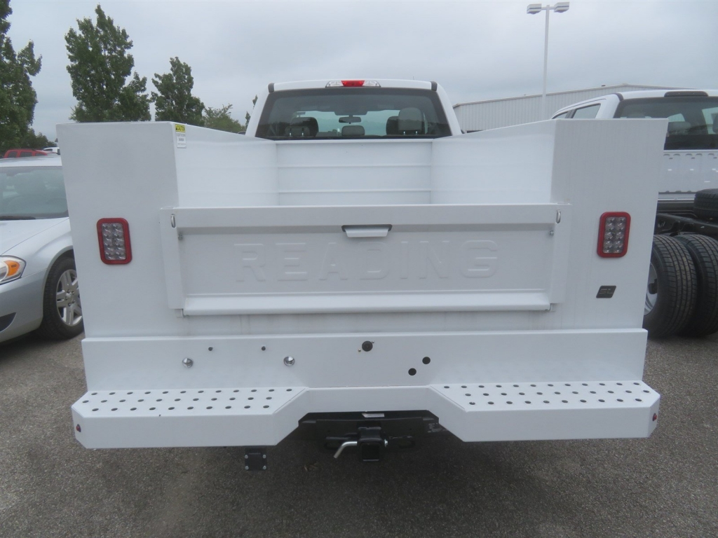 2018 F-250 Super Cab 4x4,  Reading SL Service Body #F8306 - photo 4