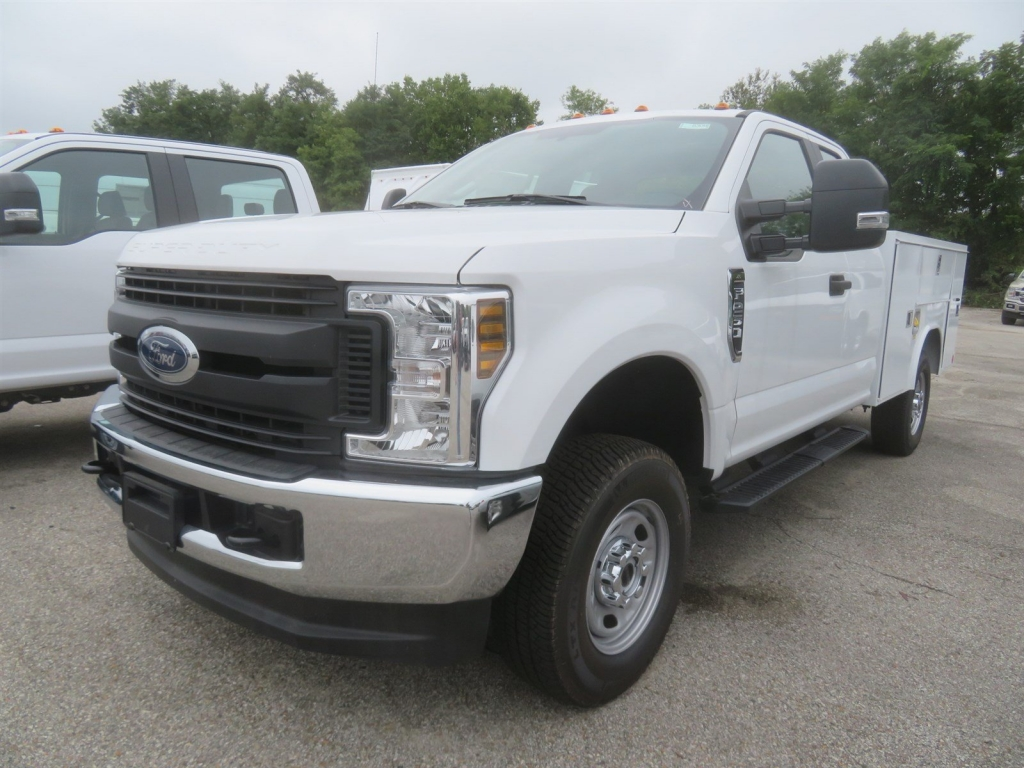 2018 F-250 Super Cab 4x4,  Reading SL Service Body #F8306 - photo 1