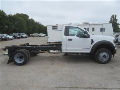 2019 F-550 Regular Cab DRW 4x4,  Cab Chassis #F8342 - photo 3