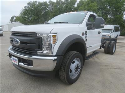 2019 F-550 Regular Cab DRW 4x4,  Cab Chassis #F8342 - photo 1