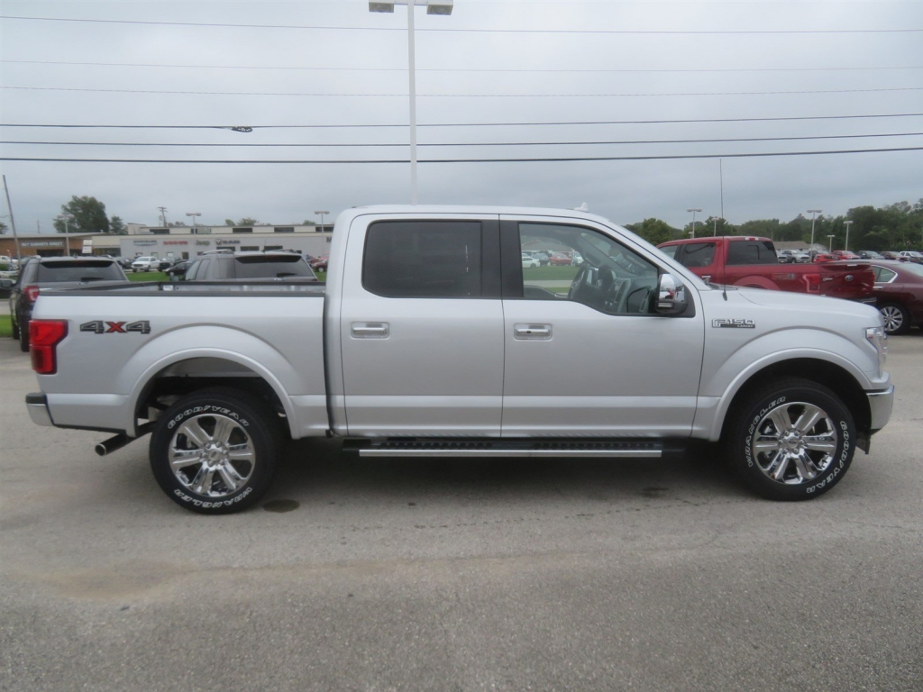 2018 F-150 SuperCrew Cab 4x4,  Pickup #F8353 - photo 3