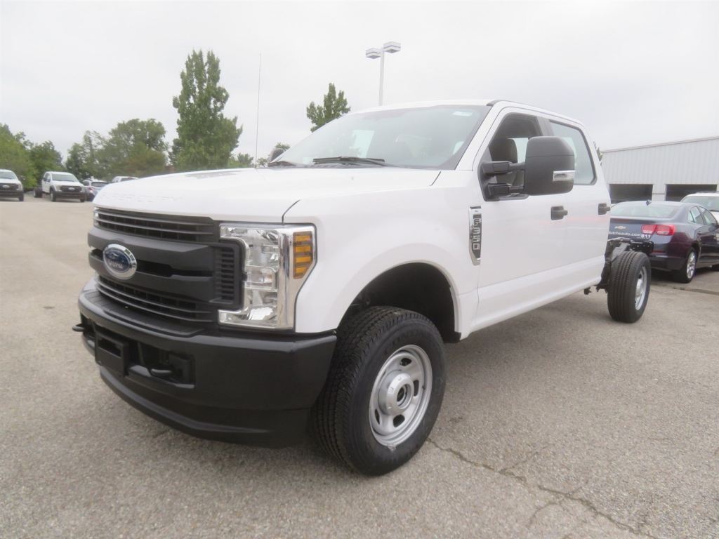 2019 F-350 Crew Cab 4x4,  Cab Chassis #F8358 - photo 1