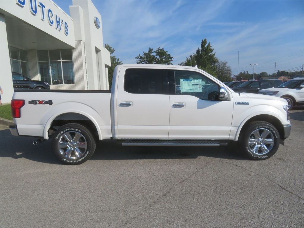 2018 F-150 SuperCrew Cab 4x4,  Pickup #F8366 - photo 3