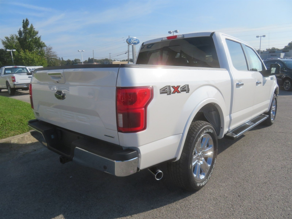 2018 F-150 SuperCrew Cab 4x4,  Pickup #F8366 - photo 4