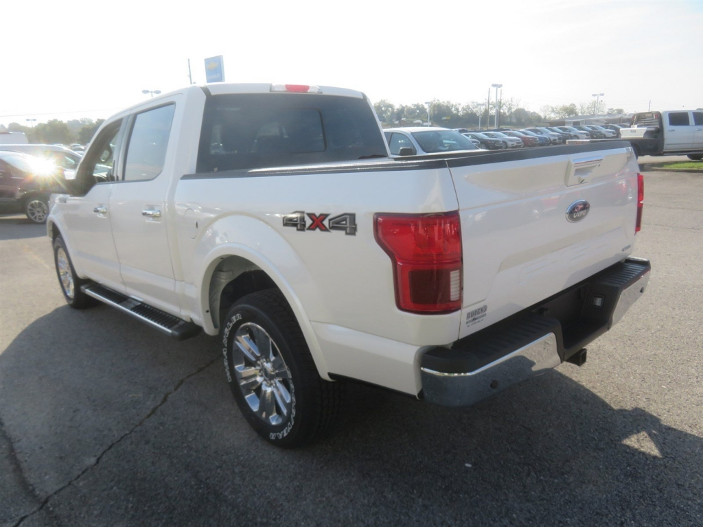 2018 F-150 SuperCrew Cab 4x4,  Pickup #F8366 - photo 2