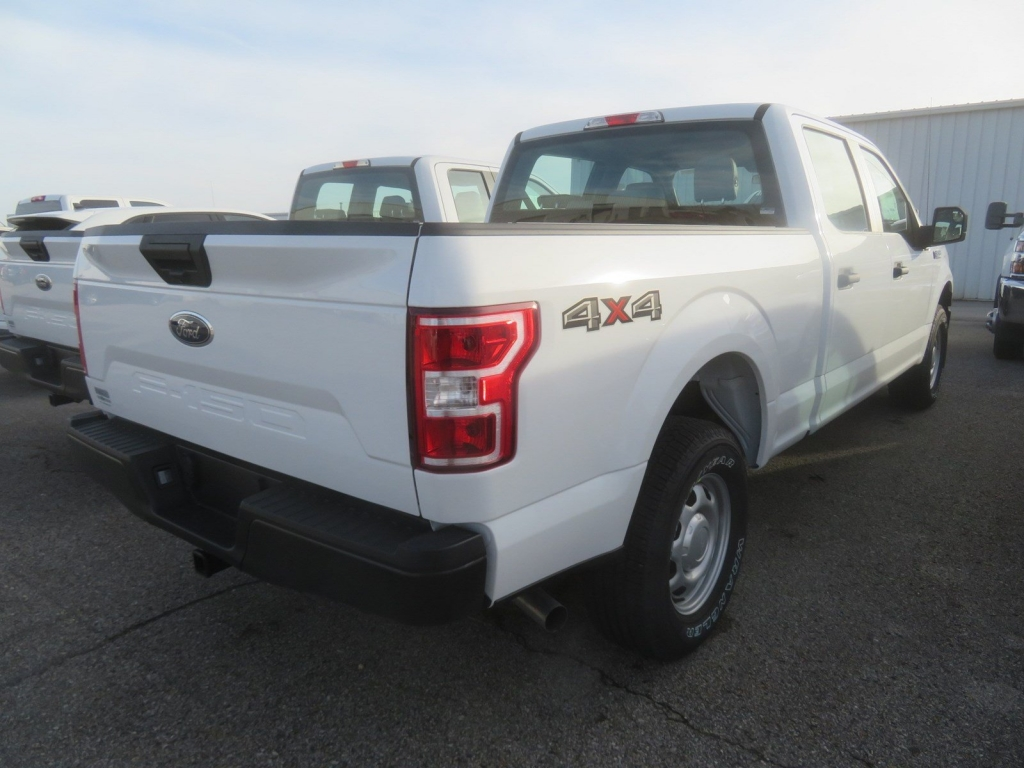 2018 F-150 SuperCrew Cab 4x4,  Pickup #F8417 - photo 3