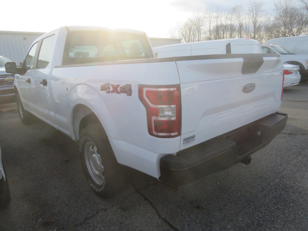 2018 F-150 SuperCrew Cab 4x4,  Pickup #F8417 - photo 2