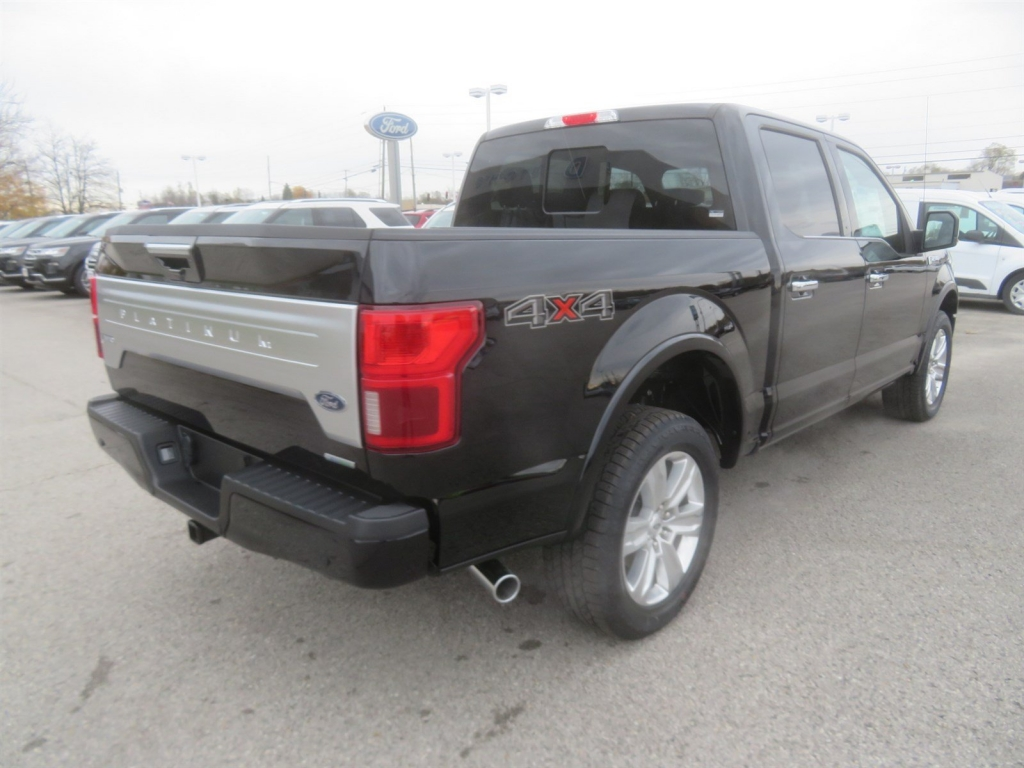 2019 F-150 SuperCrew Cab 4x4,  Pickup #F8422 - photo 2