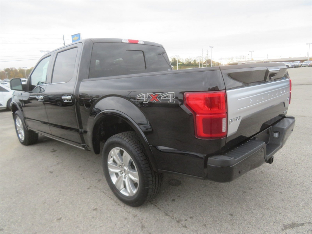 2019 F-150 SuperCrew Cab 4x4,  Pickup #F8422 - photo 4