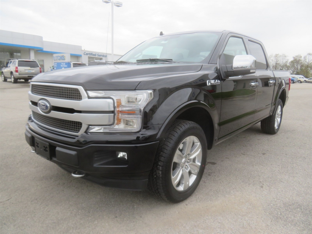 2019 F-150 SuperCrew Cab 4x4,  Pickup #F8422 - photo 3
