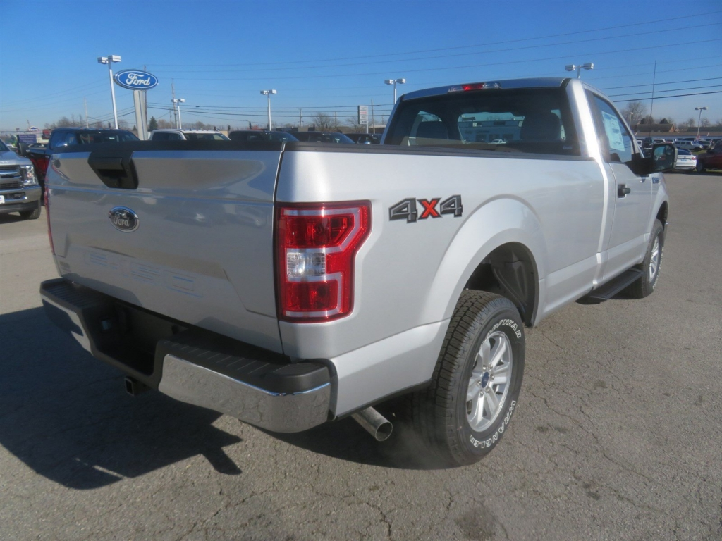 2019 F-150 Regular Cab 4x4,  Pickup #F8449 - photo 2