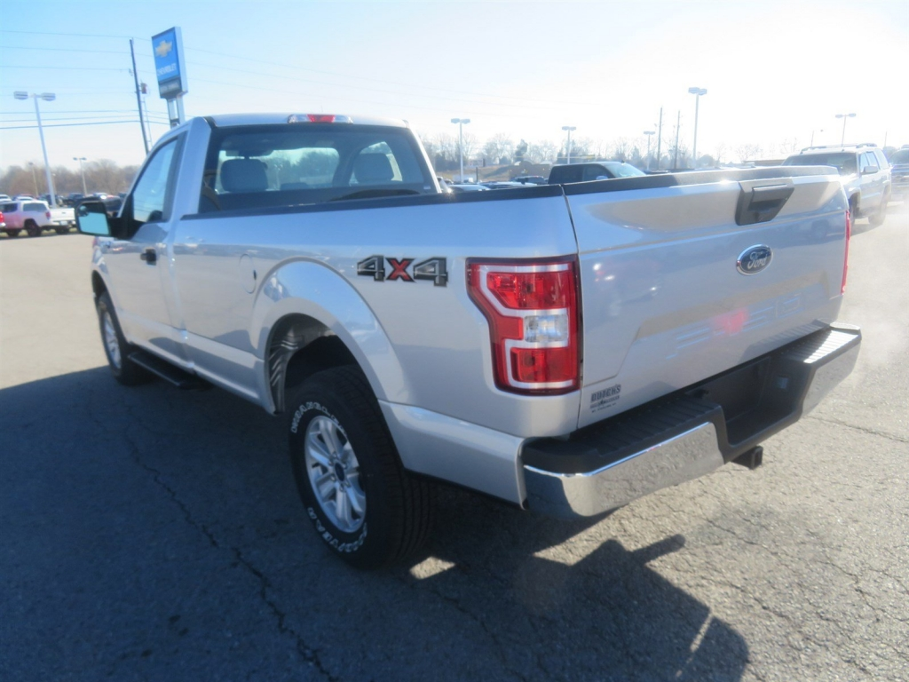 2019 F-150 Regular Cab 4x4,  Pickup #F8449 - photo 3