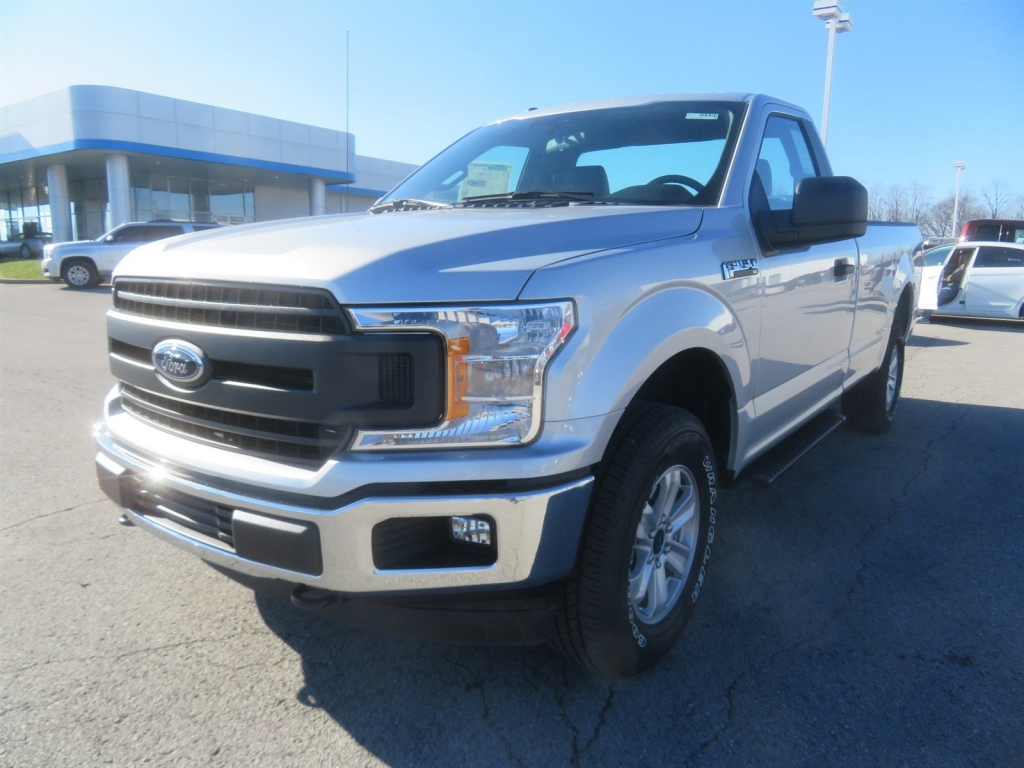 2019 F-150 Regular Cab 4x4,  Pickup #F8449 - photo 4