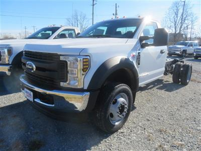 2019 F-550 Regular Cab DRW 4x4,  Cab Chassis #F8454 - photo 1