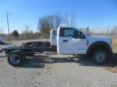 2019 F-550 Regular Cab DRW 4x4,  Cab Chassis #F8455 - photo 1