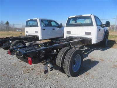 2019 F-550 Regular Cab DRW 4x4,  Cab Chassis #F8455 - photo 2
