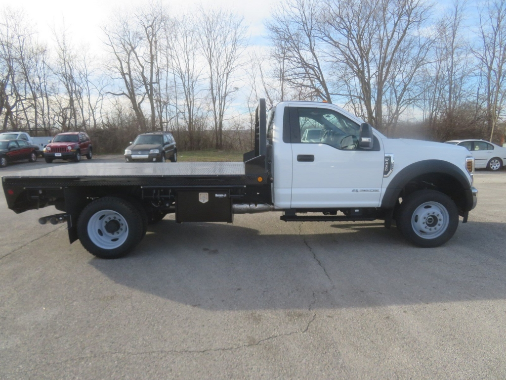 2019 F-450 Regular Cab DRW 4x4,  Norstar Platform Body #F8456 - photo 3