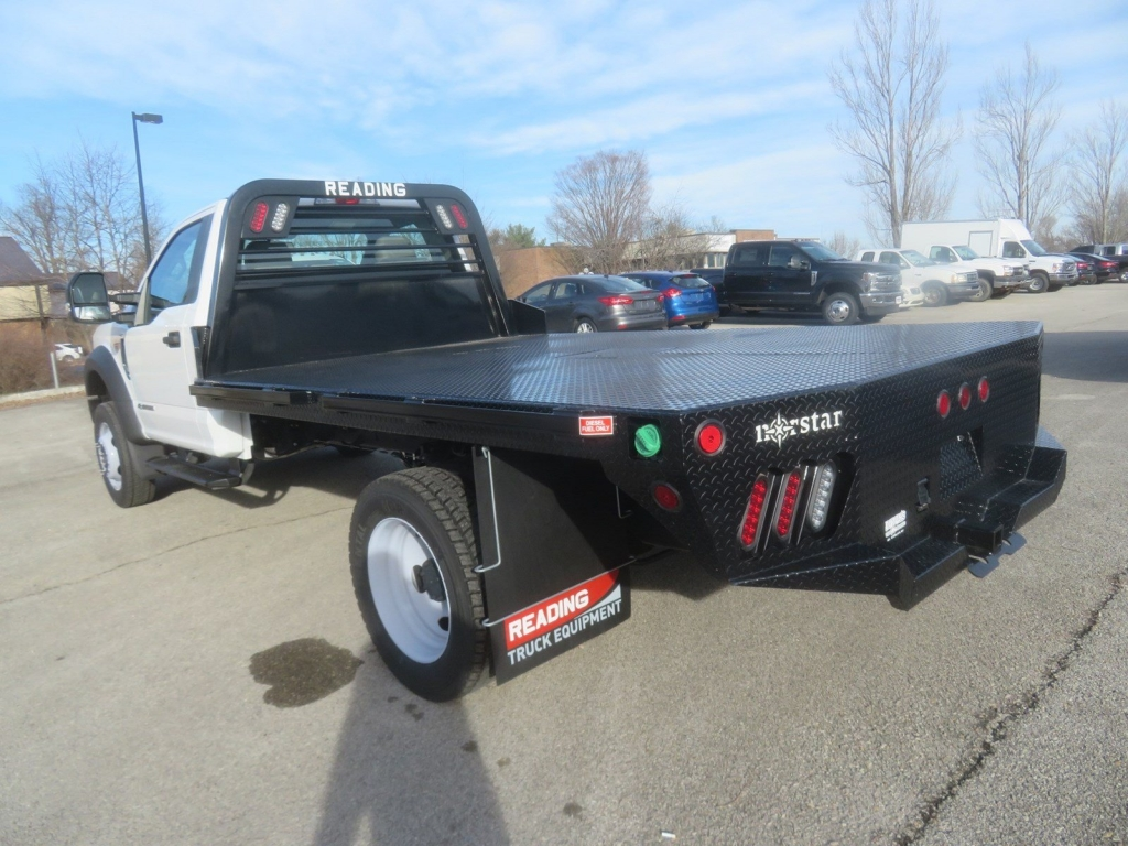 2019 F-450 Regular Cab DRW 4x4,  Norstar Platform Body #F8456 - photo 2