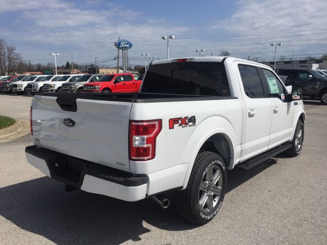 2019 F-150 SuperCrew Cab 4x4,  Pickup #F8469 - photo 2