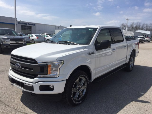 2019 F-150 SuperCrew Cab 4x4,  Pickup #F8469 - photo 8