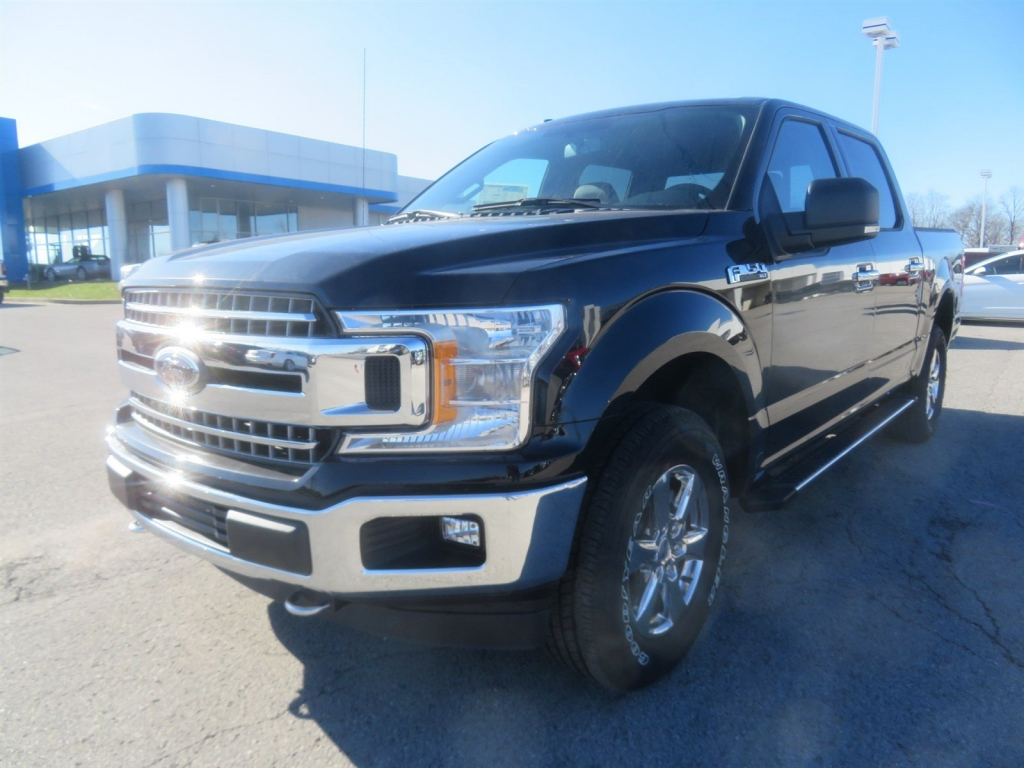 2018 F-150 SuperCrew Cab 4x4,  Pickup #F8471 - photo 4