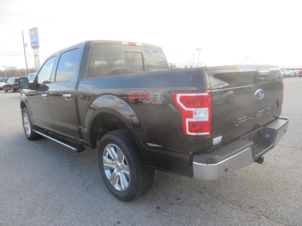 2019 F-150 SuperCrew Cab 4x4,  Pickup #F8475 - photo 3