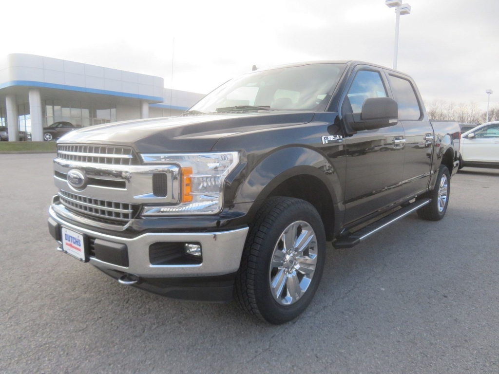 2019 F-150 SuperCrew Cab 4x4,  Pickup #F8475 - photo 4