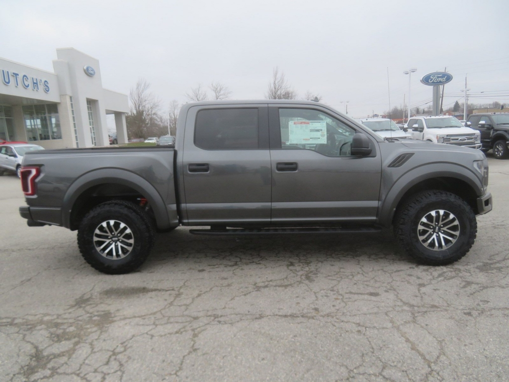 2019 F-150 SuperCrew Cab 4x4,  Pickup #F8479 - photo 3