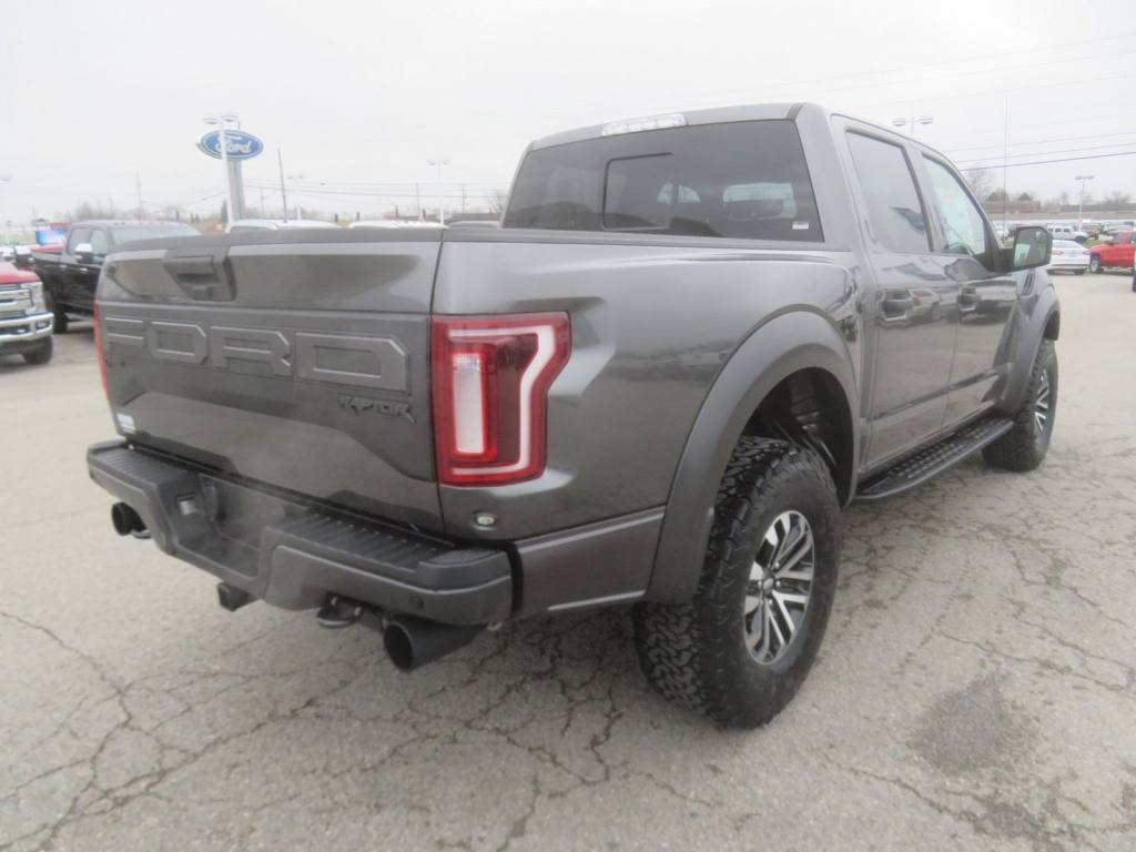 2019 F-150 SuperCrew Cab 4x4,  Pickup #F8479 - photo 2