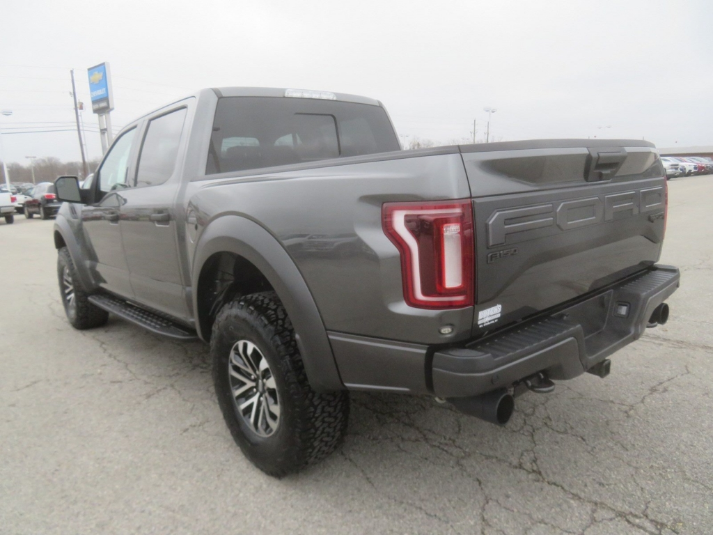 2019 F-150 SuperCrew Cab 4x4,  Pickup #F8479 - photo 4