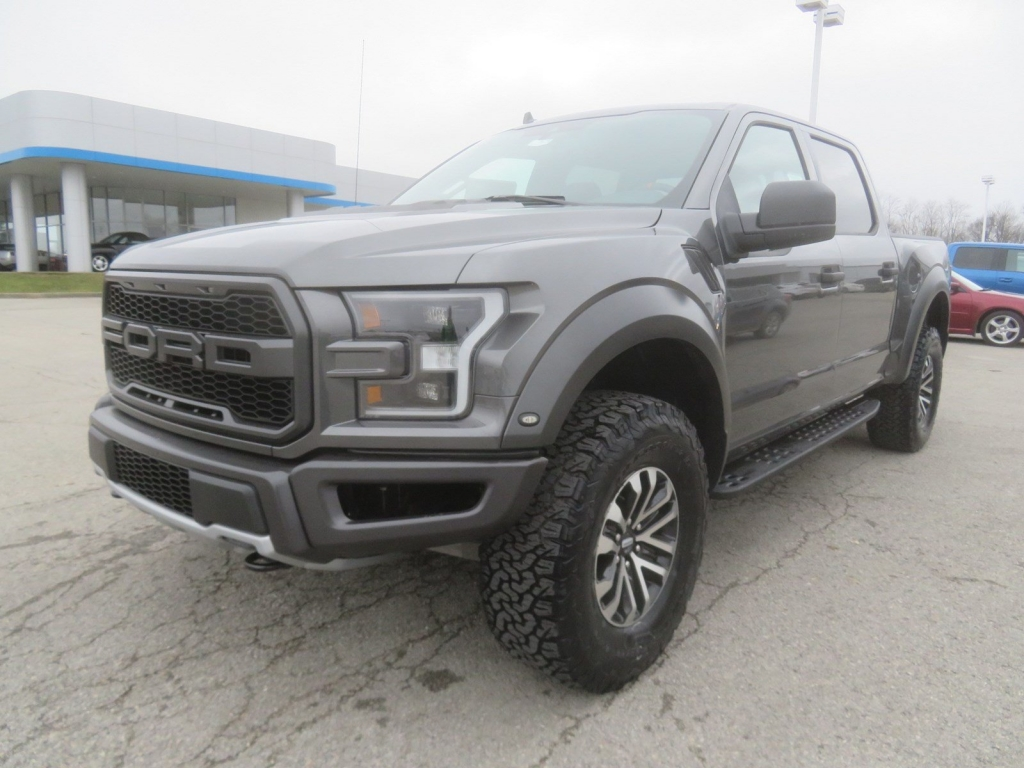 2019 F-150 SuperCrew Cab 4x4,  Pickup #F8479 - photo 5