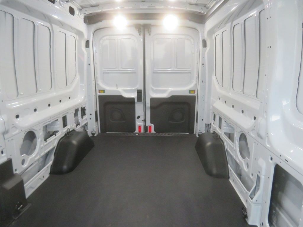 2019 Transit 250 Med Roof 4x2,  Empty Cargo Van #F8488 - photo 2
