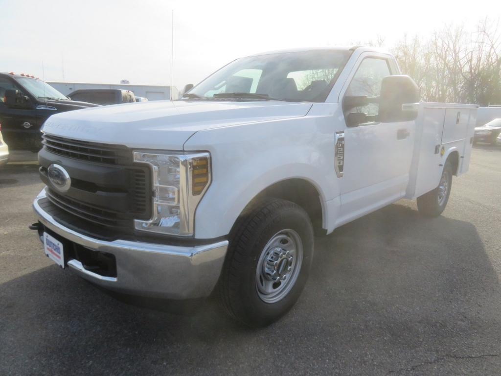 2019 F-250 Regular Cab 4x2,  Knapheide Standard Service Body #F8495 - photo 1