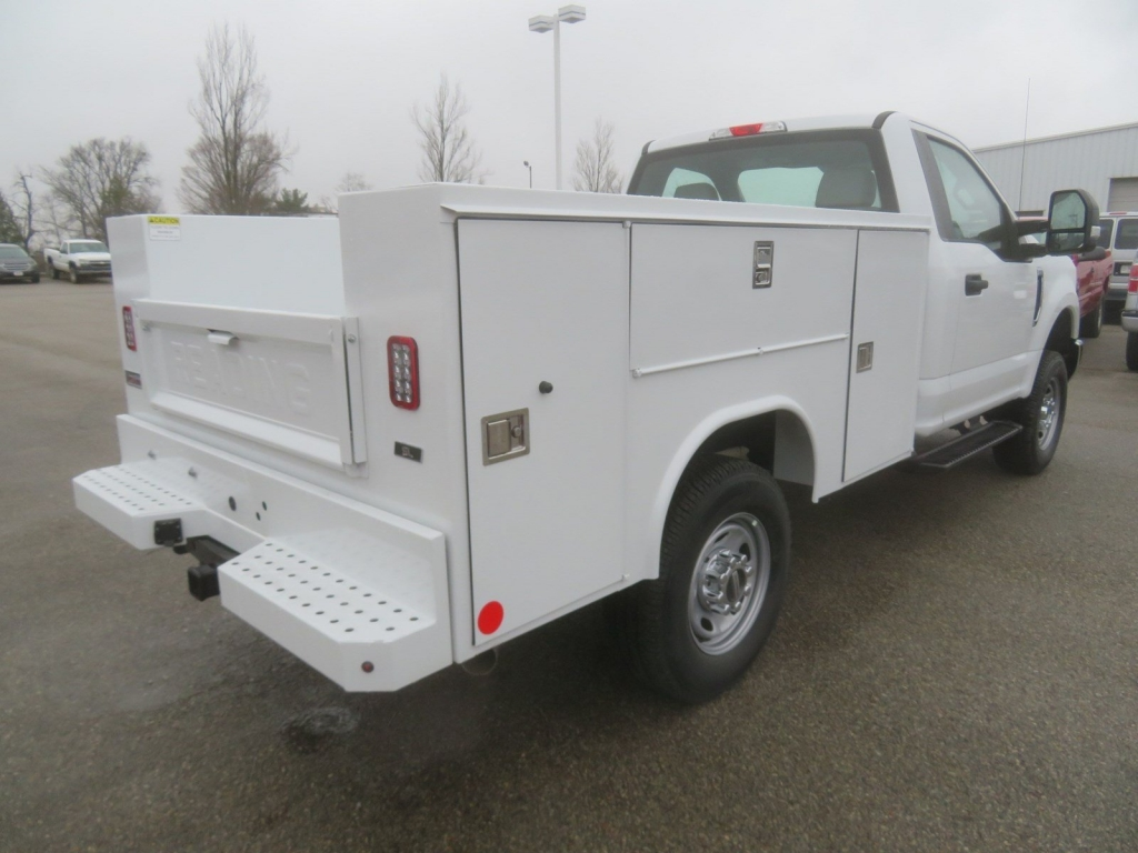 2019 F-250 Regular Cab 4x4,  Service Body #F8514 - photo 2