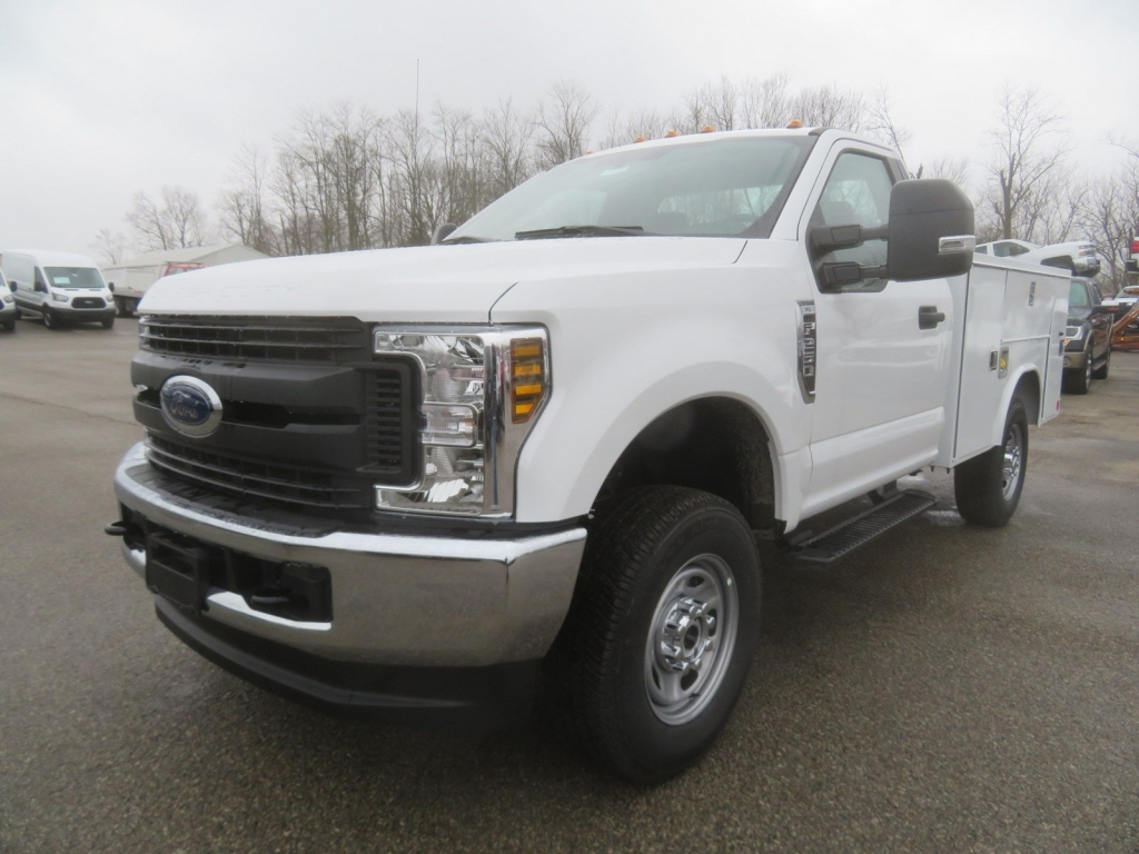 2019 F-250 Regular Cab 4x4,  Service Body #F8514 - photo 4
