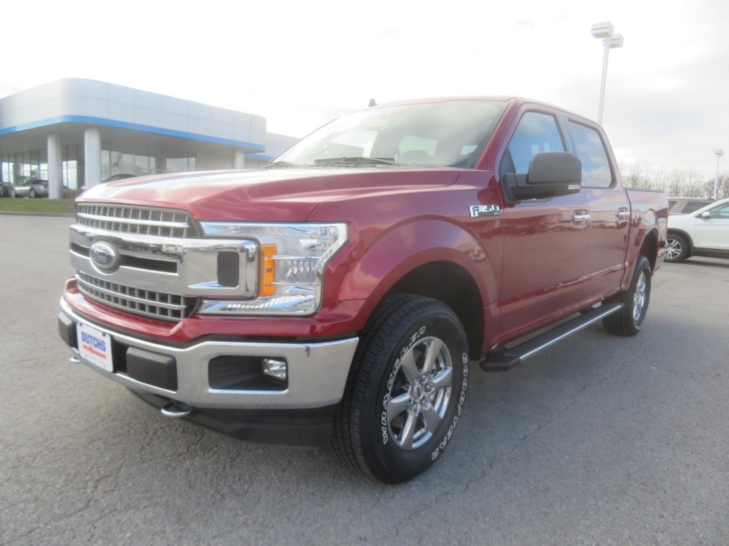 2019 F-150 SuperCrew Cab 4x4,  Pickup #F8523 - photo 6