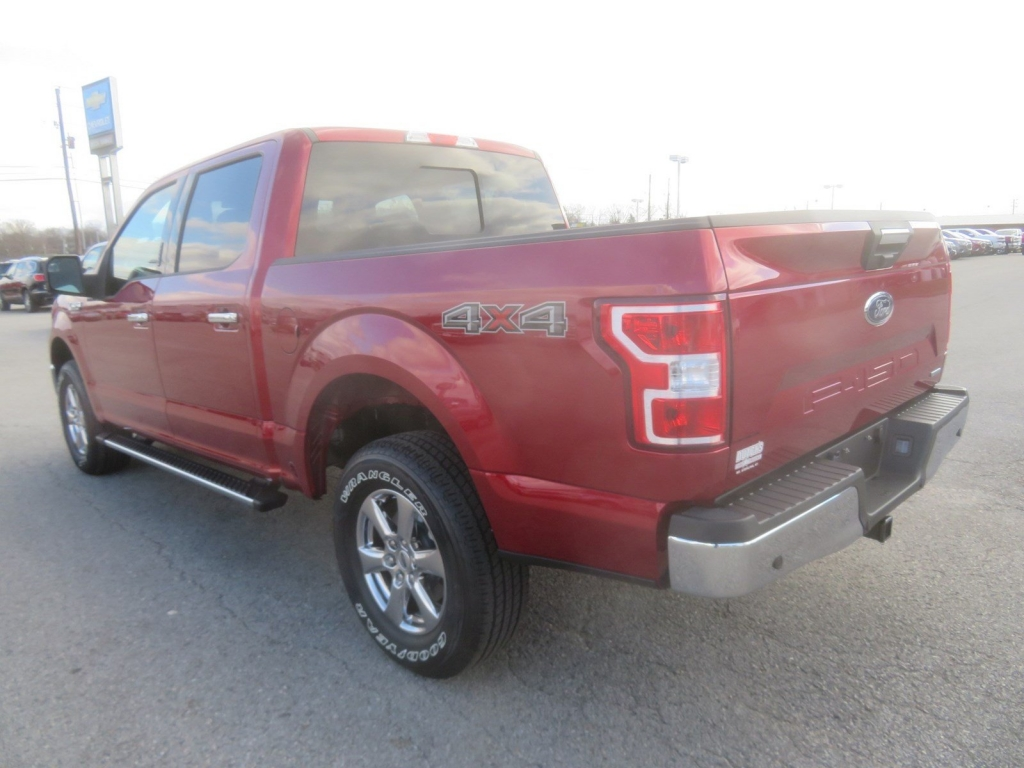 2019 F-150 SuperCrew Cab 4x4,  Pickup #F8523 - photo 5