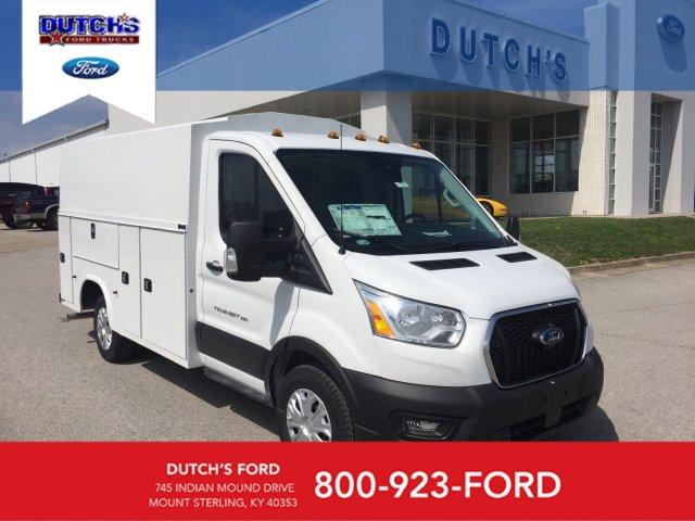 2020 Ford Transit 350 RWD, Knapheide Service Utility Van #F8924 - photo 1
