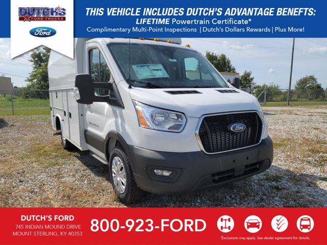 2020 Ford Transit 350 4x2, Knapheide Service Utility Van #F9001 - photo 1