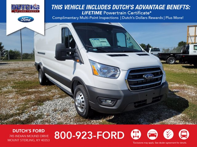 2020 Ford Transit 350 HD High Roof DRW RWD, Empty Cargo Van #F9023 - photo 1
