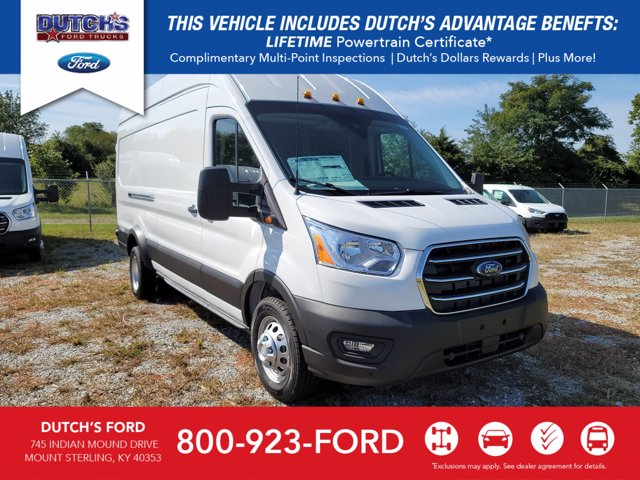2020 Ford Transit 350 HD High Roof DRW RWD, Empty Cargo Van #F9028 - photo 1