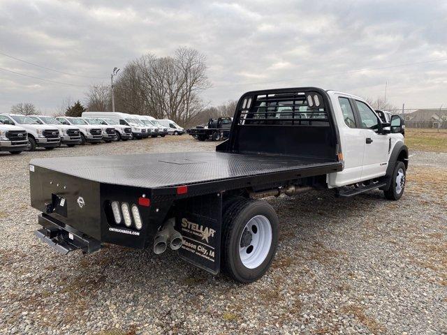 2019 Ford F-550 Super Cab DRW 4x4, CM Truck Beds Platform Body #F9061 - photo 1